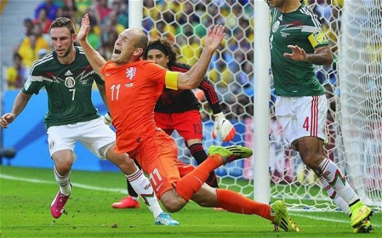 The Arjen Robben